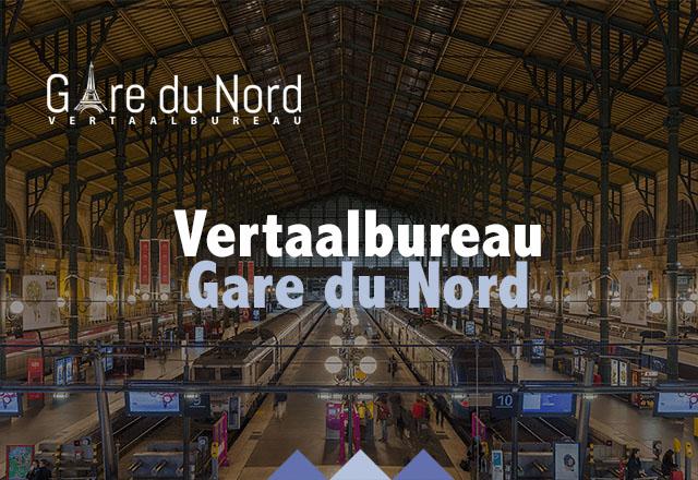 vertaalbureau-gare-du-nord
